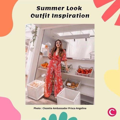 Hi Clozetters, sebentar lagi sudah mulai summer, lho! Berikut summer outfit look dari Clozette Ambassador yang bisa jadi inspirasi kamu. Semoga pandemi cepat berakhir, ya! Jadi bisa secepatnya atur waktu liburan. Stay safe, stay healthy, Clozetters! 📷 @priscaangelina @steviiewong @janejaneveroo @itachenn @tiffanikiosh  #ClozetteID #ClozetteIDVideo #SummerLook