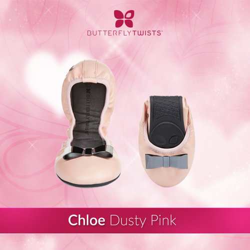 #3 Chloe Dusty Pink