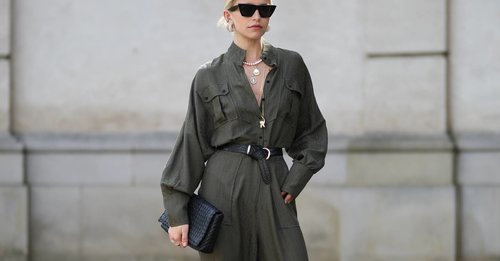 For minimal effort and maximum effect we're turning to these 13 stylish jumpsuits