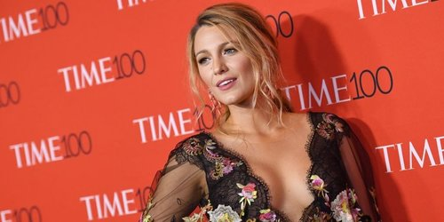 Blake Lively Was Injured On the Set of Her New Movie