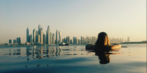 The Instagram Girl's Guide to Dubai