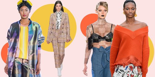 Get In on These Spring Fashion Trends Before Everyone Else and You'll Be Super Cool, Just Sayin'
