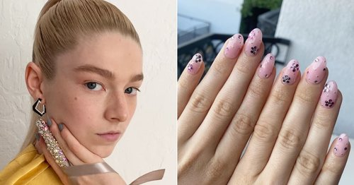 Zoom Into the Best Celebrity Manicures From the 2020 Award Shows So Far