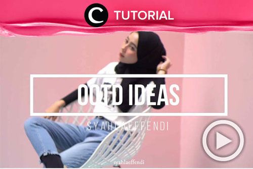 Daily HOTD inspirations: http://bit.ly/2N6p0VC. Video ini di-share kembali oleh CLozetter @juliahadi. Lihat juga tutorial lainnya di Tutorial Section.