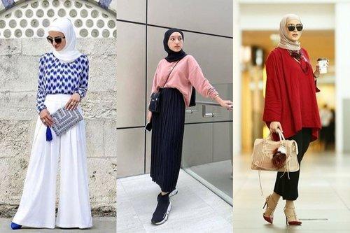 7 Perpaduan Warna Hijab dan Baju yang Bikin Kulit Cerah Biar Tak Kusam dan Pucat
