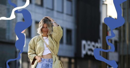 This is the 90s denim trend we'll all be wearing this season
