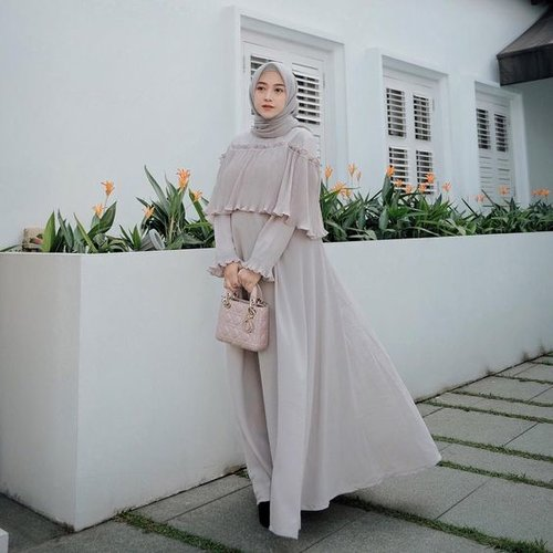 Chic Wedding Guest Outfit Ideas For Hijabis - Hijab-style.com