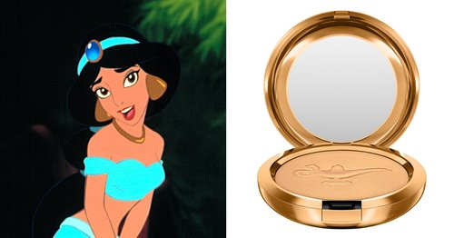 """<div class=""""photoCaption"""">Disney Ain't Never Had a Friend Like MAC!The Aladdin-Inspired Collection Is Here</div>"""