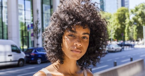 """Hair, Meet the """"Aircut"""" — the Coolest Cutting Technique For Natural Textures"""