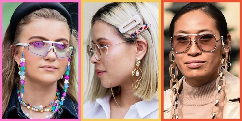 Granny Glasses Chains Are the New Must-Have Accessory, People, and Yes, I'm Serious