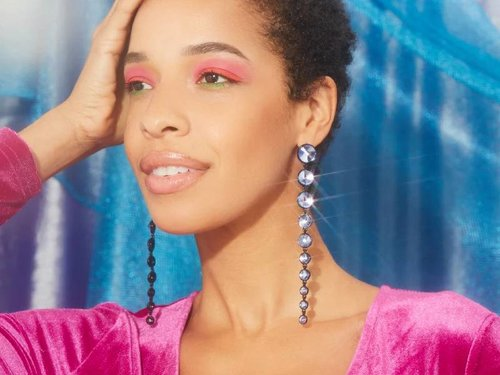 Neon Pink Eye Makeup Just Got Super Wearable Thanks to This Tutorial