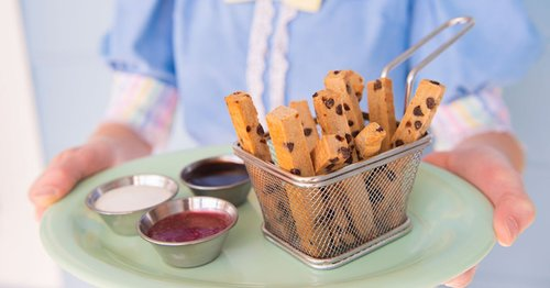 Disney World Shared Its Cookie Fries Recipe, and We Plan on Eating an Entire Basket