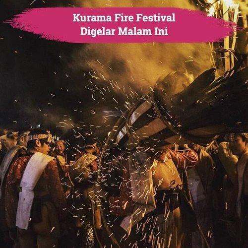 Kurama Fire Festival adalah salah satu festival terbesar dan popular di Jepang. Diadakan di Desa Kurama, Kyoto setiap tanggal 22 Oktober setiap tahunnya, festival ini merupakan sebuah acara untuk menghormati Kuil Yuki dan roh suci yang dipercaya terdapat di dalamnya. Festival ini dimulai dari matahari tenggelam hingga tengah malam dengan penembakan obor kecil dari setiap rumah untuk menandai dimulainya parade..#ClozetteID #ClozetteIDCoolJapan #ClozetteXCoolJapan