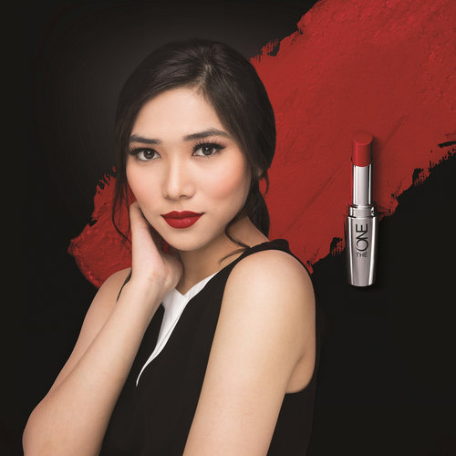 Teknologi Chromaload Dalam Oriflame Color Obsession Lipstick