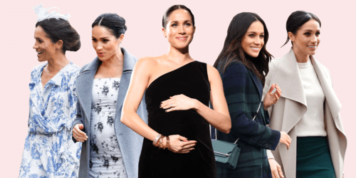 Shop All of Meghan Markle's Best Looks—Even Before She Became a Royal