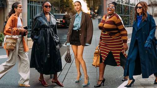 Paris Street Style Stars Reveal that Heels Are Back—Here's How to Wear Them