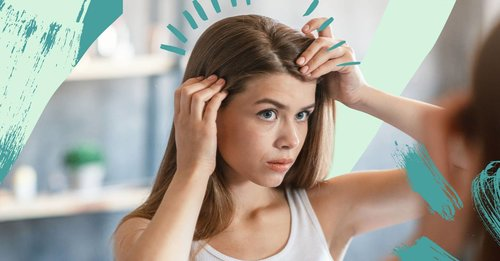 Your itchy scalp could be a sign of this skin condition...
