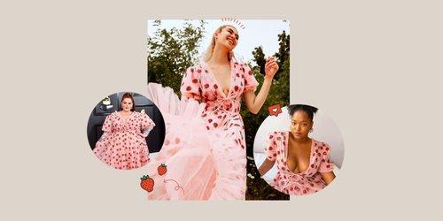 Kata Psikolog, Ini Alasan Strawberry Dress Populer di Medsos