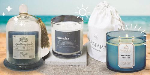 Rekomendasi Lilin Aromaterapi yang Bernuansa Pantai