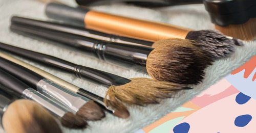 This is how to give your brushes a deep, pro-level clean (and why it's so important)