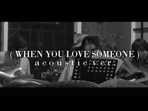 Jam Session - When You Love Someone (Endah n Rhessa) Accoustic