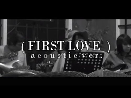 Jam Session - First Love (Nikka Costa) Accoustic