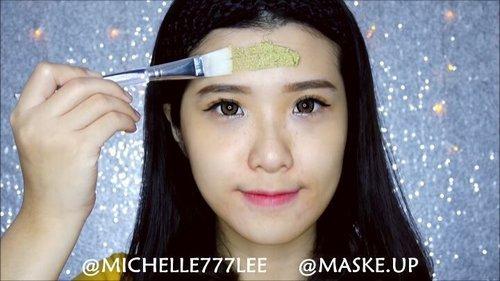 Aku dapet 4 varian masker organik dari @MASK.UP nih~ . Ada yang Coffee, Chocolate, Green Tea & Milk. Semua wanginya enak terutama yang Coffee. Suka hasilnya yang lembapin kulit terus ngga susah waktu dibilas 💕 . . . . . #ivgbeauty #indobeautygram #makeuptutorial #makeupreview #makeup #wakeupandmakeup #hudabeauty #featuremuas #undiscovered_muas #indobeautyblogger #indobeautyvlogger #beautyvlogger #beautyinfluencer #beautybloggerindonesia @tampilcantik #tampilcantik #ClozetteID #lagirlindonesia #ibv #tutorialmakeup