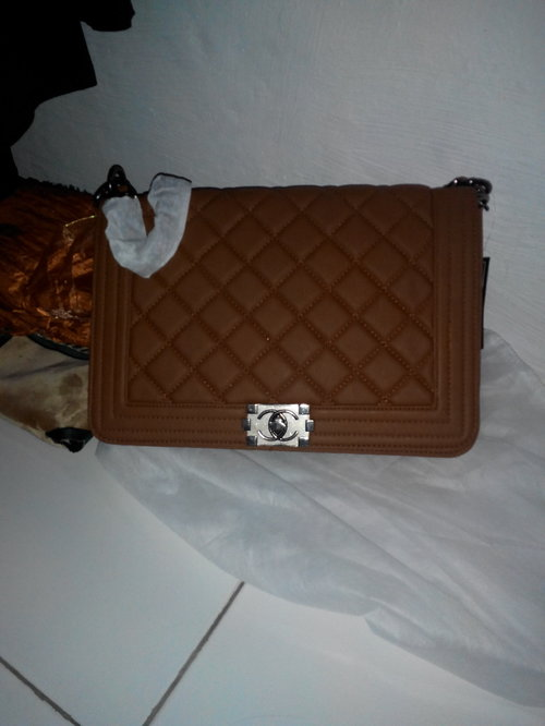 #bag#brown#channel#lastnight