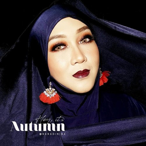 Autumn Makeup Collaboration bersama @irene_unarso @esybabsy @fiarevenian @nindyz @everonia7 @lilintanggg @anggiielorita . ...#queenalooks #makeupbyme #kbbvmember #autumnmakeup #makeupideas #clozetteid #makeupartistworldwide