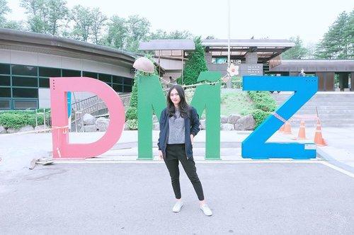📸 : @nellaindry-#clozetteid #ootd #seoul #dmz
