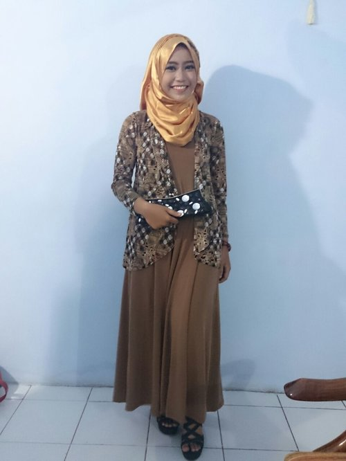 #OOTD #Party #COTW #Hijab