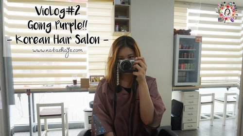 Got my hair transformed in Korea! Curious on how salons in Korea look like? Check out my recent vlog!