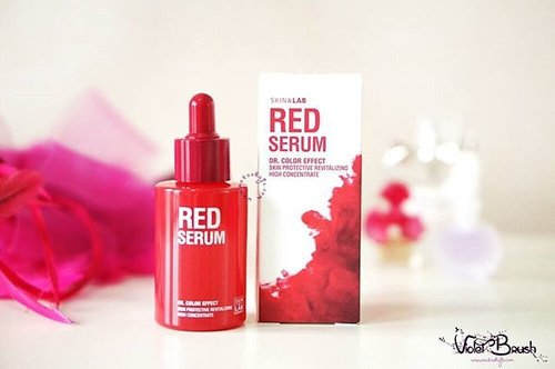 """Have you ever try to add something """"red"""" to your skin care routines? This red, which I review on the blog, did some magic to my skin. Are you curious? Check out the full review on #NatashaJSdotcom 😁 P.S.: I'm sorry for uploading very few photos here this month since I'm busy settling in :"""") . . #NatashaJS #NatashaJSBeautyBook #NatashaJSreview #endorseNatashaJS #VioletBrush #clozetteid #starclozetter #beautyblogger #뷰티블로거 #skinlab #korean #skincare #beauty"""