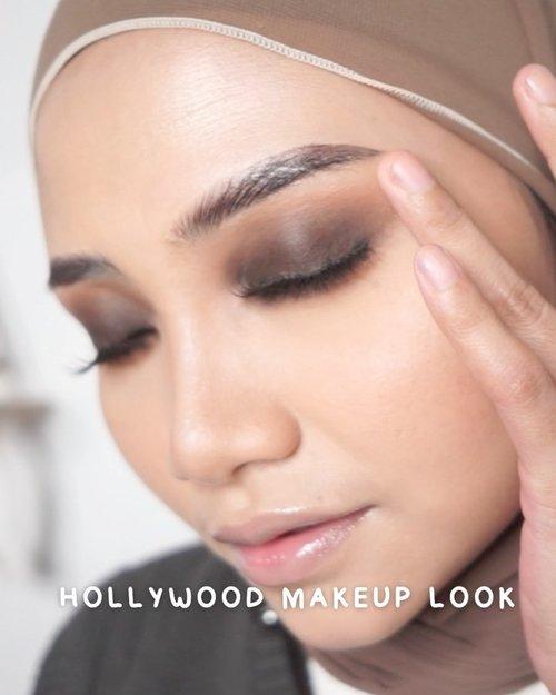 Hollywood makeup look , atau smokey eyes gitulah yah, .Kalian yang nanya video turorialnya akhirnya up juga nih, .Jangan lupa like , comment, share dan Save Video ini dan pastikan  follow @uswahmakeup_ , thankyou 💕.@cchannel_id @indobeautygram @cerita.cantik #beautybloggerindonesia #beautybloggers #makeupchallenge #makeuptutorialindonesia #tipsmakeup #makeuppemula #beginnermakeup #uswahmakeuptutorial #beautycontentcreatormakassar #instagram #makeuplooks #eyelashes #clozetteid #smokeyeyes #boldmakeuplook #hollywoodmakeup