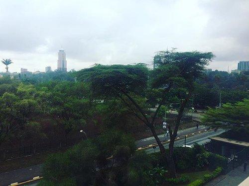 Good morning from Nairobi ❤  #travelinstyle #bloggerbabes #indonesian #clozetteid #starclozetter #travel #traveler #travelgram #holiday #kenya #africa #nairobi #cathainafrica #indonesianlivinginbangkok #indonesianmakeupartist #thistimeforafrica #intercontinental #bloggerbabes
