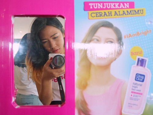Mana cerah alamimu? 🙋🏻 #IAMBRIGHT  @cleanandclearid #ClozetteID #BeautyBlogger
