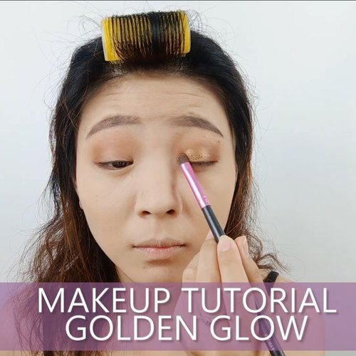 """<div class=""""photoCaption"""">Bikin Eyelook pake warna AMAN alias Gold. Jadi wearable dipake buat daily atau event khusus 👌<br /> .<br /> Product details:<br /> @purbasari_indonesia Alas Bedak<br /> @youmakeups_id Concealer, Brow, Eyeliner, Lipstick<br /> @riveracosmetics Powder<br /> @beautycreations.cosmetics Eyeshadow Palette<br /> @martinezbeautyofficial Blush On<br /> @makeupforeverid Contour<br /> @makeoverid Highlighter<br /> .<br /> Lashes @artisanpro<br /> .<br /> .<br /> .<br /> .<br /> @cchannel_id @cchannel_beauty_id<br /> @bunnyneedsmakeup  @ragam_kecantikan @zonamakeup.id <br /> @tampilcantik <br /> @indobeautygram <br /> @100daysofmakeup<br /> @inspirasi_cantikmu @tips__kecantikan<br /> @indovidgram<br /> .<br /> .<br /> .<br /> .<br /> .<br />  <a class=""""pink-url"""" target=""""_blank"""" href=""""http://m.id.clozette.co/search/query?term=luellaartistry&siteseach=Submit"""">#luellaartistry</a>  <a class=""""pink-url"""" target=""""_blank"""" href=""""http://m.id.clozette.co/search/query?term=luellatutorial&siteseach=Submit"""">#luellatutorial</a>  <a class=""""pink-url"""" target=""""_blank"""" href=""""http://m.id.clozette.co/search/query?term=glowingmakeup&siteseach=Submit"""">#glowingmakeup</a>  <a class=""""pink-url"""" target=""""_blank"""" href=""""http://m.id.clozette.co/search/query?term=goldenmakeup&siteseach=Submit"""">#goldenmakeup</a>  <a class=""""pink-url"""" target=""""_blank"""" href=""""http://m.id.clozette.co/search/query?term=koreamakeuptutorial&siteseach=Submit"""">#koreamakeuptutorial</a>  <a class=""""pink-url"""" target=""""_blank"""" href=""""http://m.id.clozette.co/search/query?term=makeuppemula&siteseach=Submit"""">#makeuppemula</a>  <a class=""""pink-url"""" target=""""_blank"""" href=""""http://m.id.clozette.co/search/query?term=makeupremaja&siteseach=Submit"""">#makeupremaja</a>  <a class=""""pink-url"""" target=""""_blank"""" href=""""http://m.id.clozette.co/search/query?term=makeupnatural&siteseach=Submit"""">#makeupnatural</a>  <a class=""""pink-url"""" target=""""_blank"""" href=""""http://m.id.clozette.co/search/query?term=makeupramadhan&siteseach=Submit"""">#makeupramadhan</a"""