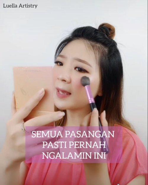 Pernah? Pernah? Pernah ngalamin?? 😂😂 #luellajustforfun .....#luellaartistry #indovidgram #tiktokindonesia #tiktokmemes #tiktok #clozetteid #dagelanindo