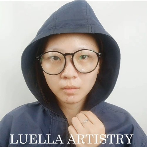Karma is a bitch challenge... Too late but i decided to make it! 😂😂 Just for fun and Enjoy! ❤....#luellatutorial #luellaartistry #karmaisbitchchallenge  #clozzetebeauty #clozetteid #memestagram #dagelanvideo #makeuptransformation