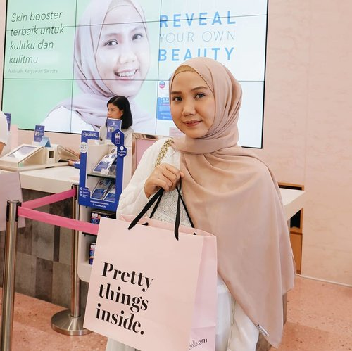 [Event]@beautyjournal x @mediheal_idn About Reveal Your Own Beauty Campaign dari @mediheal_idn , thank you so much for having me! Jadi tau deh masker mana yang cocok untuk kondisi kulitku yang sekarang ❤✨ ...#revealyourownbeauty #beautyjournalxmediheal #soconetwork #clozetteid#shoxsquad