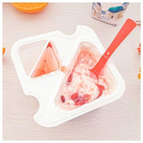 How I treat my tummy tonight 🤭 . . . . . . . . #yogurtarian #yogurt #foodies #foodphotography #delish #instagood #hungry #foodgasm #tasty #instafood #food #foodpics #foods #sweet #eating #fresh #photooftheday #foodie #foodpic #dinner #diet #delicious #breakfast #yum #ClozetteID