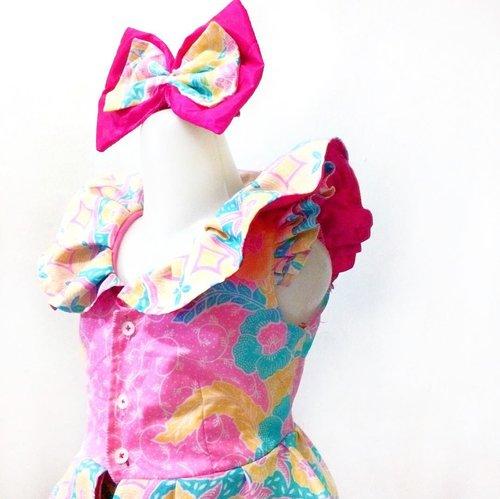 Batik is the best deh klo di bikin jadi apa2, cucok aja gtu~ Bikin lg ah.. . #design #fashion #fashiondesigner #designer #batik #clozetteid #starclozetter #ggrep #batikpekalongan