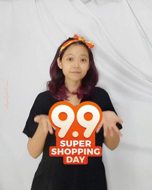 SUPER SHOPPING DAY ! Ga sabar mau borong @madame.gie karena hari ini lagi ada SALE 09.09 di @shopee_id ! Disc up to 80% ALL ITEMS loohh! Terus setiap pembelanjaan Rp 70rb dapatkan free gift Tote Bag Madame Gie, dan tentunya gratis Ongkir min belanja Rp 0 😍Belum lagi ada produk yg baru launching ! AAKKK waktunya shoppiingg 🤣Oh ya @madame.gie lagi ada dance challenge dengan hadiah menarik juga looh, dance nya kayak aku gini.. cus cek ke IG nya @madame.gie yaah 😘#MadameGie0909 #widlimselfie #widlimontiktok #clozetteID