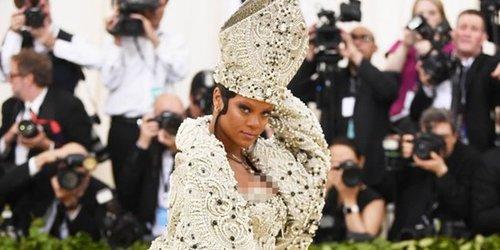 Potret Berbagai Best Dressed dan Kostum Stunning Selebriti di Met Gala 2018