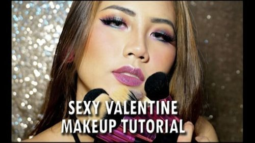 """[NEW VIDEO ALERT]Sexy Valentine Makeup Tutorial 