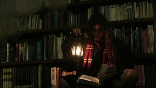 "[NEW VIDEO ALERT!] Click the link on my bio!! Hermione, The Owl. Obviously the story was inspired by Harry Potter. Make sure you guys check my video, then you'll understand my story. Here's my top 10 ""Magick"" challenge #marvellacontest2017 @delaniamarvela @janineintansari @minyo33 @joviadhiguna thank you @sephoraidn and @cliniqueindonesia for the amazing products💖💖💖 . . THANK YOU SO MUCH : 1. Ci @renetjandra buat supply wig nya😂😂 2. Apa Adanya Production team HAHAHAA @stephenfirman @timotiusch @nadiafelitasari @nickiebey 3. My cousin @chrisvania buat voice over british accent nya💖 4. @rrisyadhona buat pinjeman syalnya😘😘 . @indovidgram @indobeautygram #ivgbeauty #indobeautygram #beautynesiamember #clozette #clozetteid #sephoraidn #cliniqueindonesia #beautyjunkie #beautyjunkies #instamakeupartist #makeupporn #makeuppower #beautyaddict #fotd #motd #eotd #makeuptutorial #beautyenthusiast  #makeupjunkie #makeupjunkies #beautyvlogger #wakeupandmakeup #hudabeauty #featuremuas #undiscovered_muas #harrypotter"
