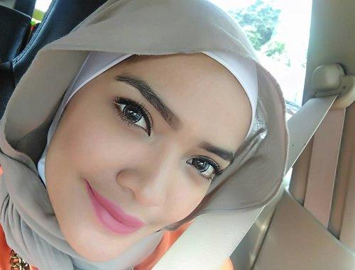 Salam muka gede 😂💆💇💅💃 #ClozetteID #makeup #revloncolorstay #clozettedaily #instagood #igers