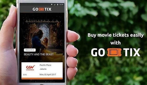 Finally, a little escape for a busy day, w/ @ben_yitzhak  Thank youuu #gotix  You may get your own ticket for CGV Blitz and cinemaxx thru @gojekindonesia application,easy as it is.  Order, enjoy❤  #ClozetteiD #gojekindonesia #beautyandthebeast