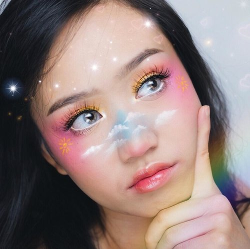 Probably you'll see more colors on my feed starting now ~~~P.s check out my special promotion on @romandyou lipdriver & zero gram matte lipstick! There is a 29% disc!! Link on bio!...#indobeautygram #ivgbeauty #clozette #clozetteid #charisceleb #nyxcosmeticesid #tampilcantik #inspirasicantikmu #ragamkecantikan #make4glam