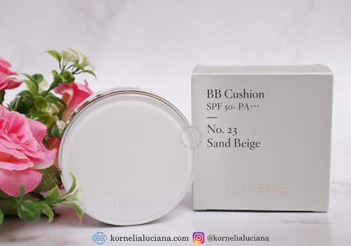 [Makeup Review] - Laneige BB Cushion SPF 50+ PA+++